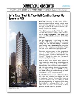 011419-CO-OL-EXHIBIT-Let's Taco 'Bout It