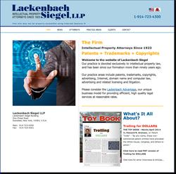 Lackenbach Siegel Patents Trademarks