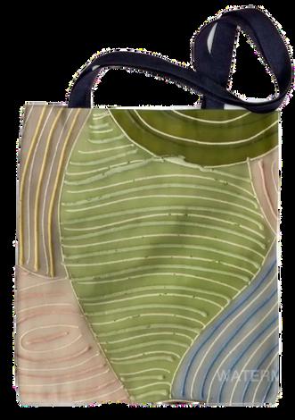 DISH TOTE BAG Multicolor