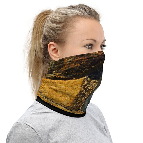 STOP COVID-19 - BE HAPPY Neck Gaiter Mask
