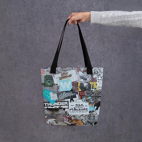 STOP COVID-19 - BROOKLYN Tote Bag