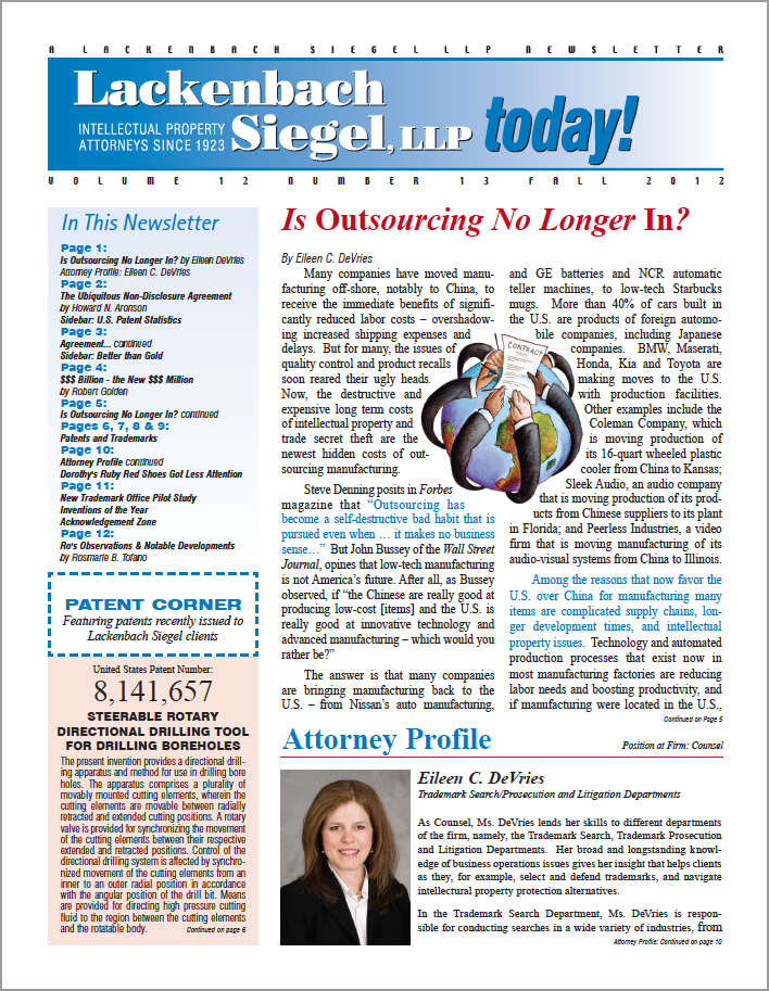 LS-2012 Newsletter