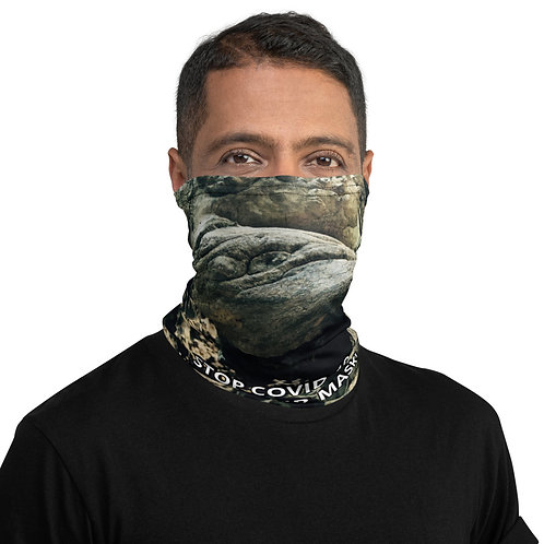 STOP COVID-19 - THE ROOT Gaiter Face Mask