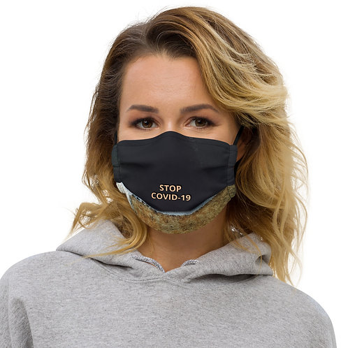 STOP COVID-19 - SMILE Face Mask