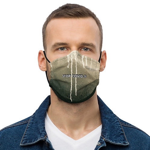 STOP COVID-19 - THE DRIP Face Mask