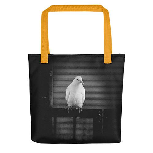 Birdie Sees Everything - Tote Bag