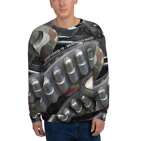 STOP COVID-19 - THE GRILL Sweatshirt