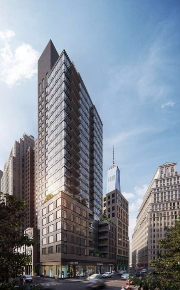 EXHIBIT At 60 Fulton All Leased Up  AMC client The Heller Org. completes 100 percent occupancy in record time in FiDi.