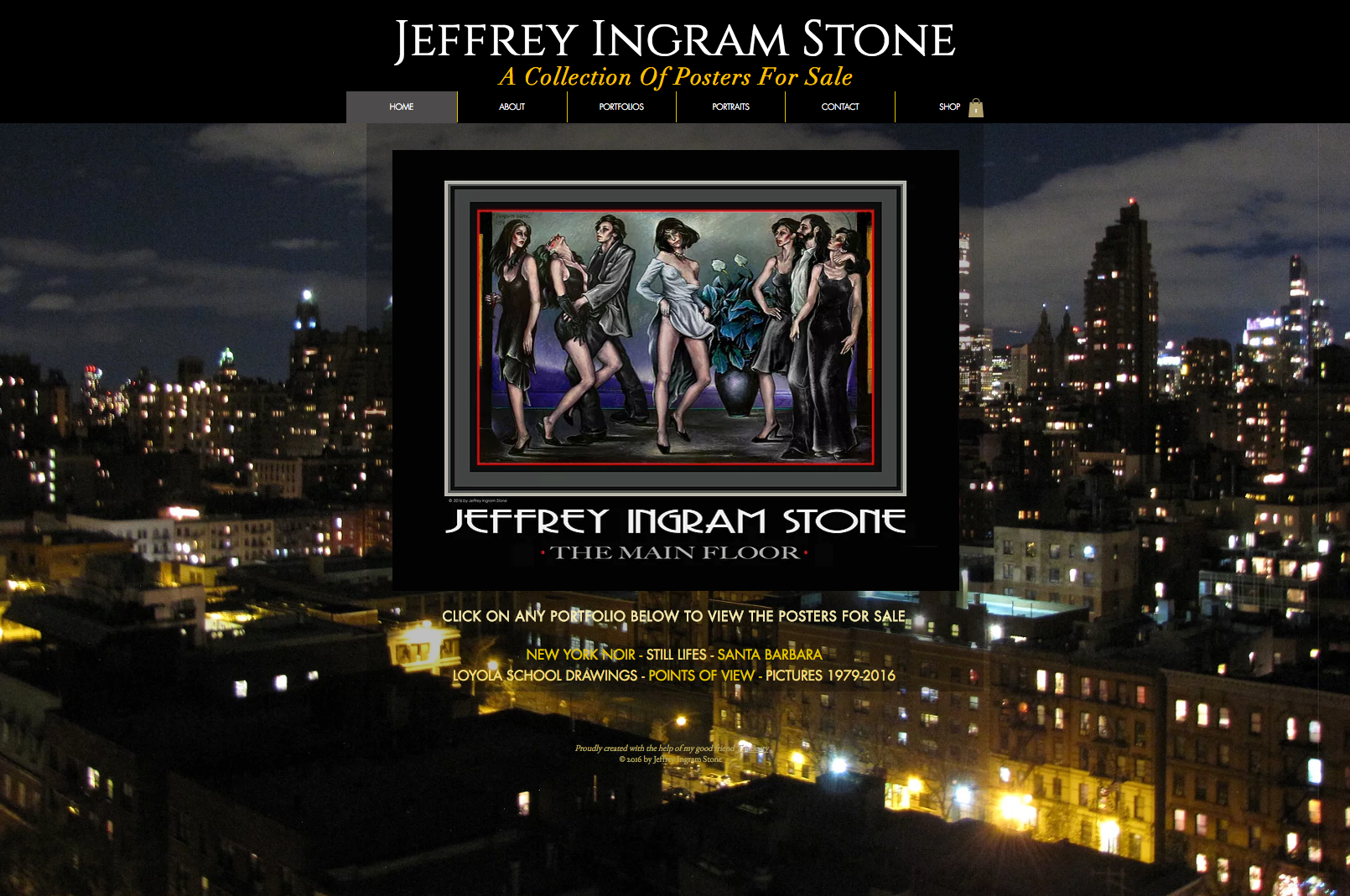 Jeffrey Ingram Stone