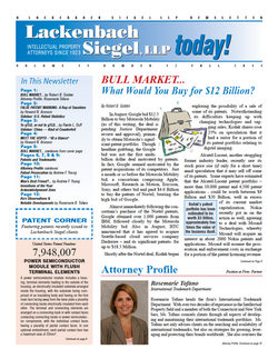 LS 2011 Newsletter