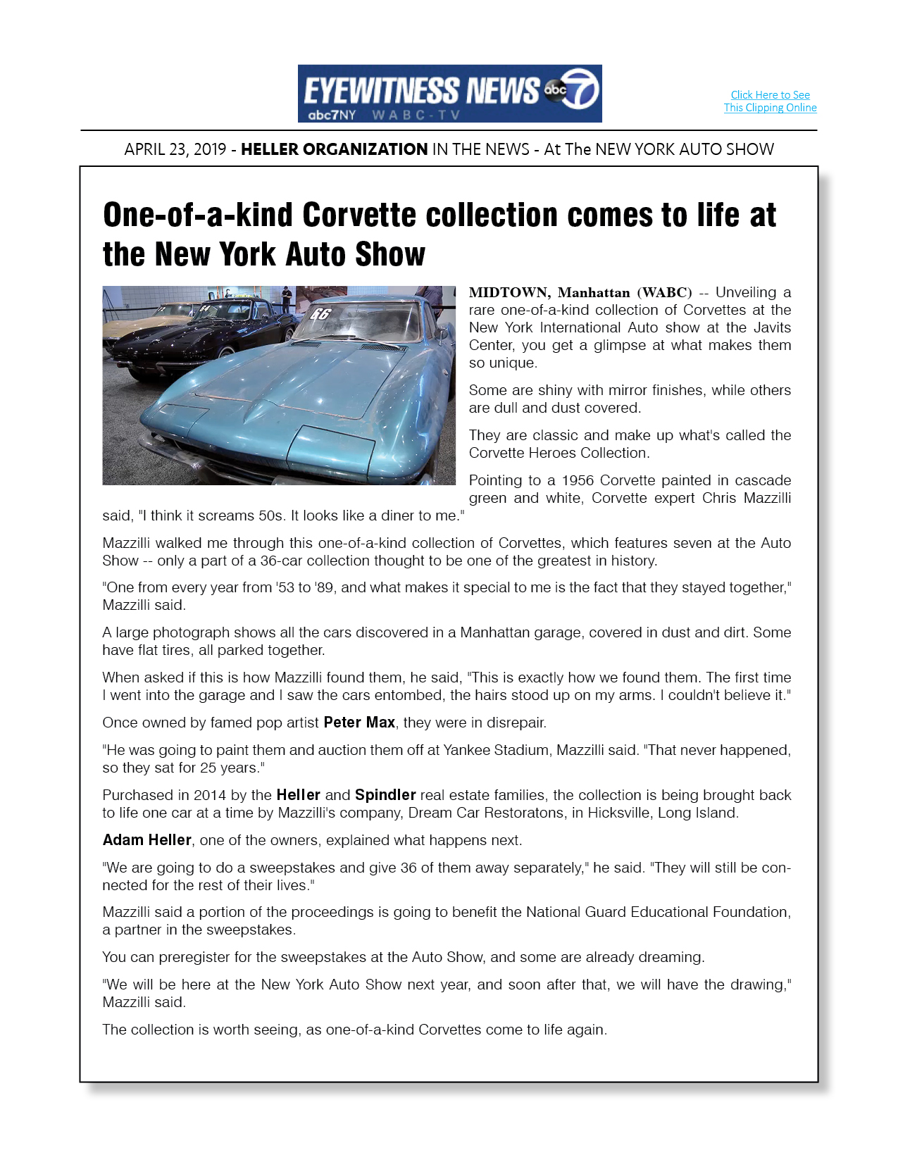 042319-ABC-OL-HELLER-Corvette collection
