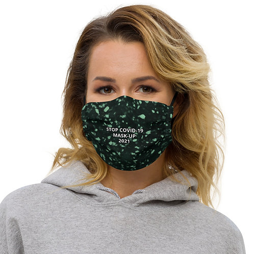 STOP COVID-19 -  THE VIRUS Face Mask