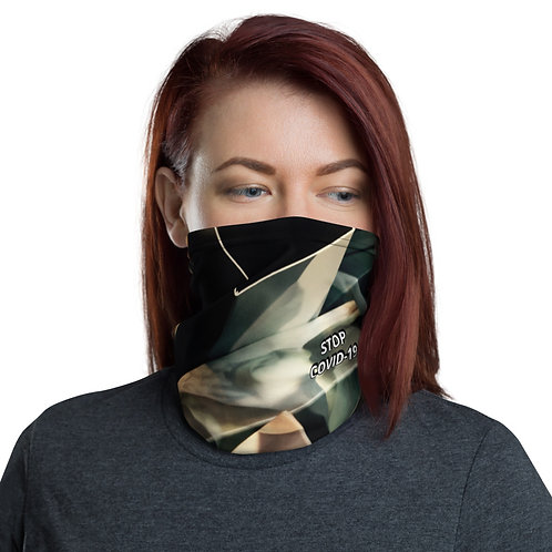 STOP COVID-19 - COLUMBIA Neck Gaiter Mask