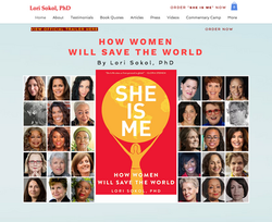 She Is Me Book - Home Page