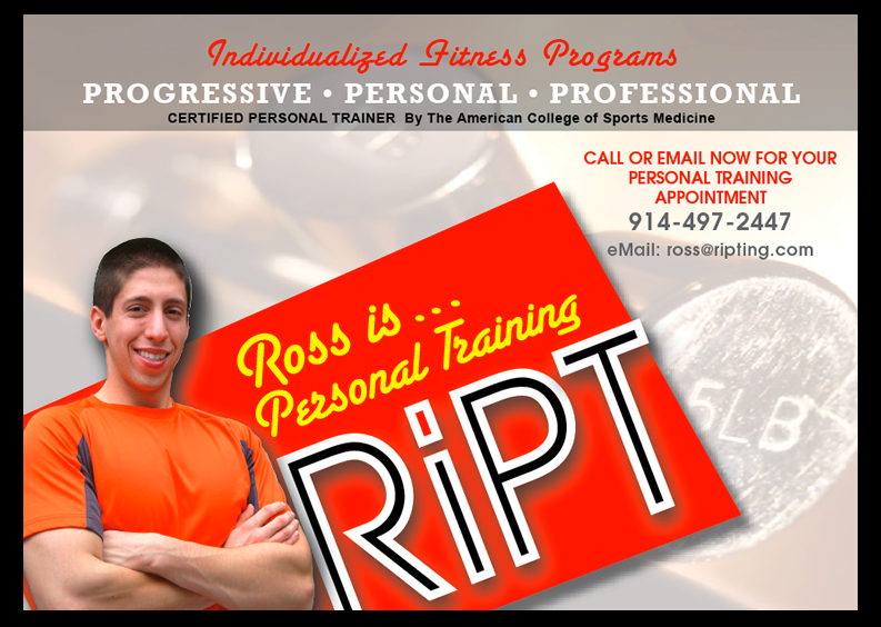 Get Ript with Ross