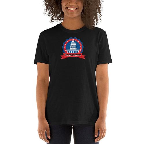 DO NOT DISTURB Short-Sleeve Unisex T-Shirt