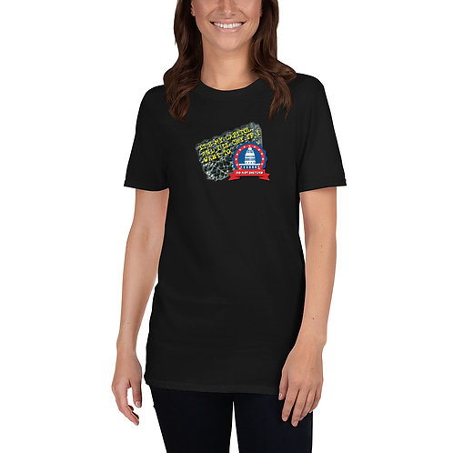 IT'S MY CAPITOL AND I'LL CRY IF I WANT TO. - Short-Sleeve Unisex T-Shirt