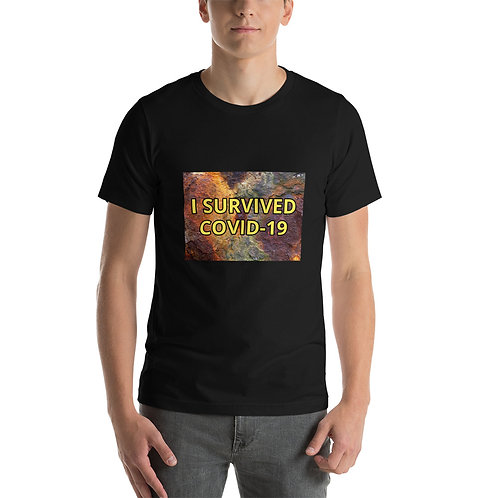 I SURVIVED COVID-19 - T-Shirt