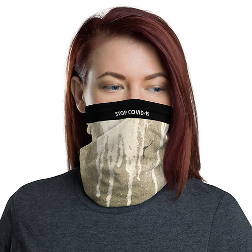 STOP COVID-19 - THE DRIP Neck Gaiter Mask