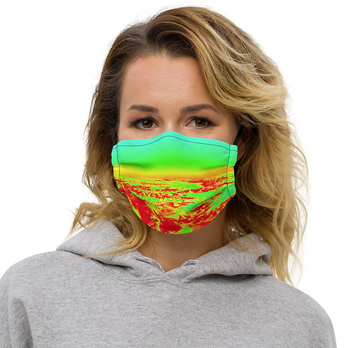 IT'S IN THE AIR Face Mask