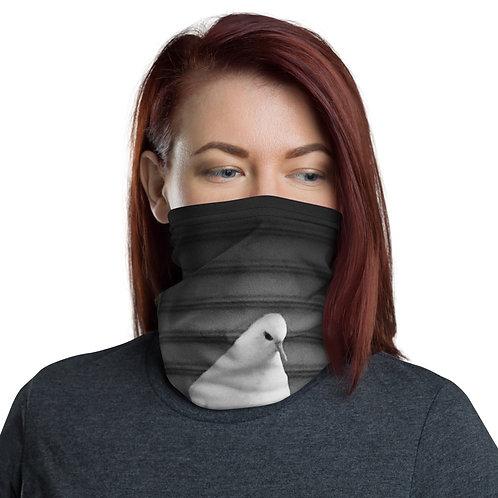 BIRDIE SEES EVERYTHING - Neck Gaiter Mask