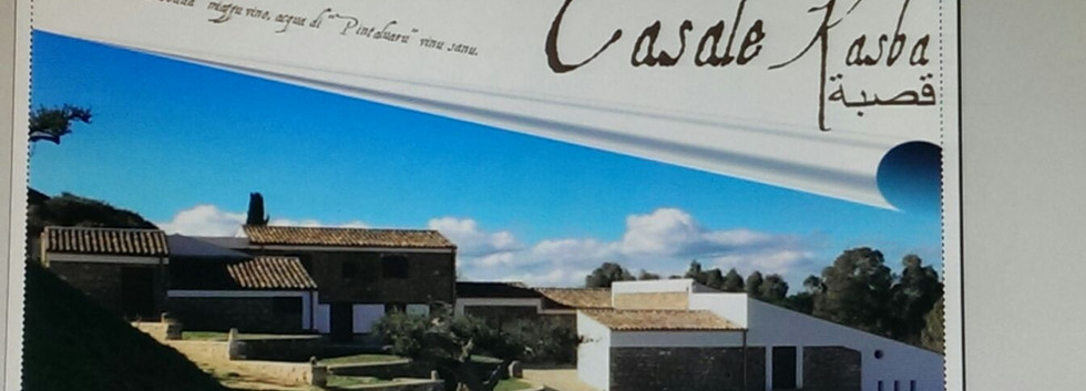 Casale casba, tenuta la Greca, Cammarata
