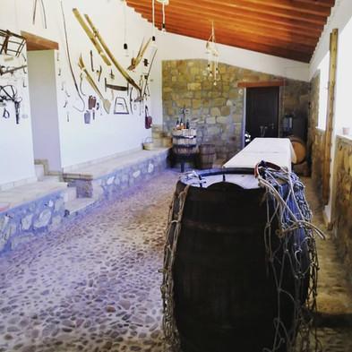 turismo rurale Casale casba, tenuta la Greca, Cammarata