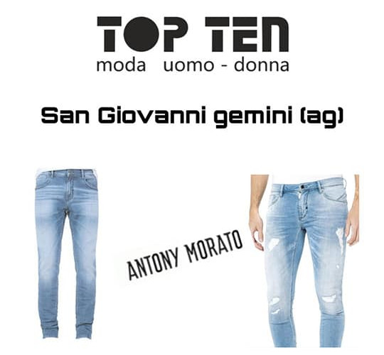 top ten san giovanni gemini