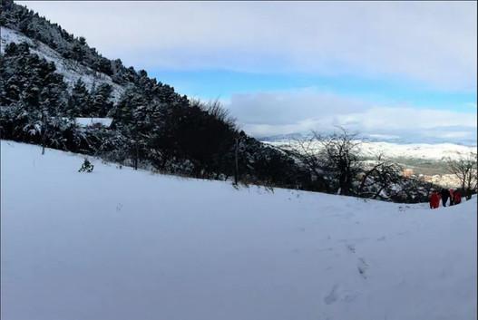 La neve alla casetta sulle nuvole, Cammarata, una montagna di eccellenze