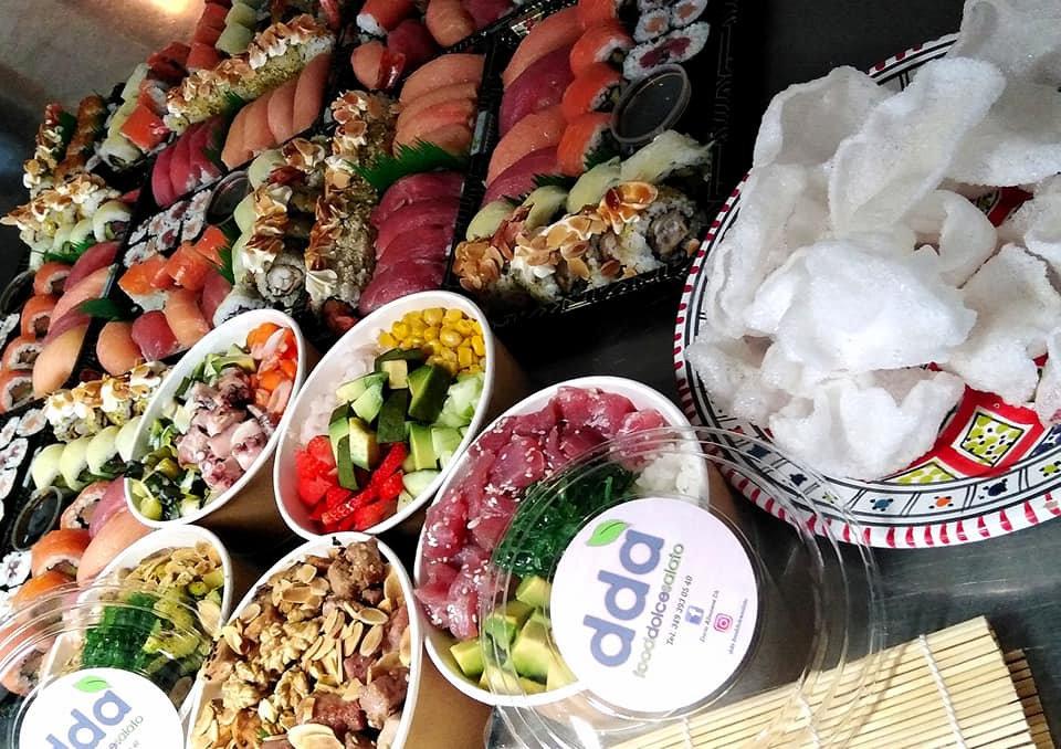 ddà sushi