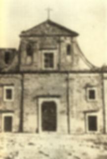 cammarata antico prospetto matrice 1930.
