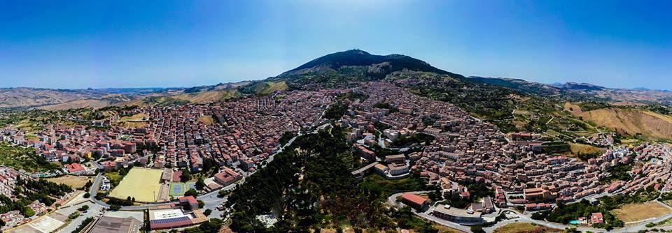 panorama Cammarata e San Giovanni Gemini