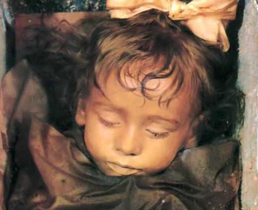 Story of little Rosalia Lombardo