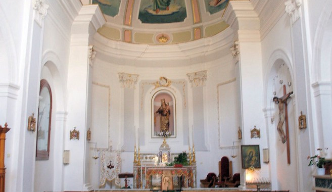 chiesa madonna del carmelo san giovanni
