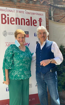 irene catarella alla biennale di venezia