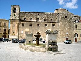 Chiesa santa maria assunta palazzo adriano