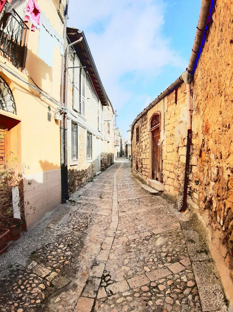 centro storico cammarata