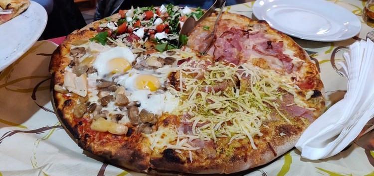 Pizza  ristorante la rustica Cammarata