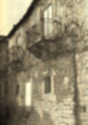 palazzo biancorosso in via a . biancoosso