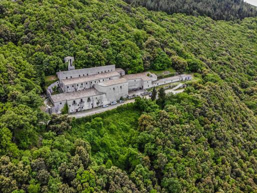 Santa Rosalia Hermitage in Santo Stefano Quisquina