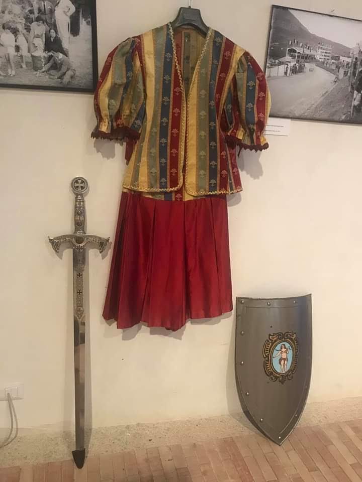 abiti d'epoca cammarata