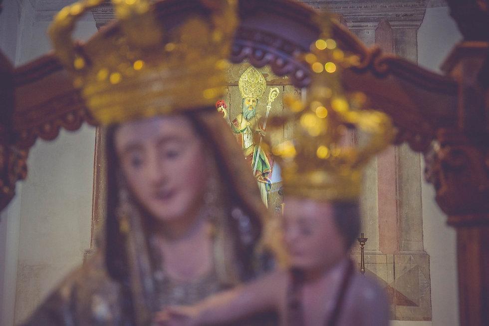 Madonna del carmelo San Giovanni Gemini