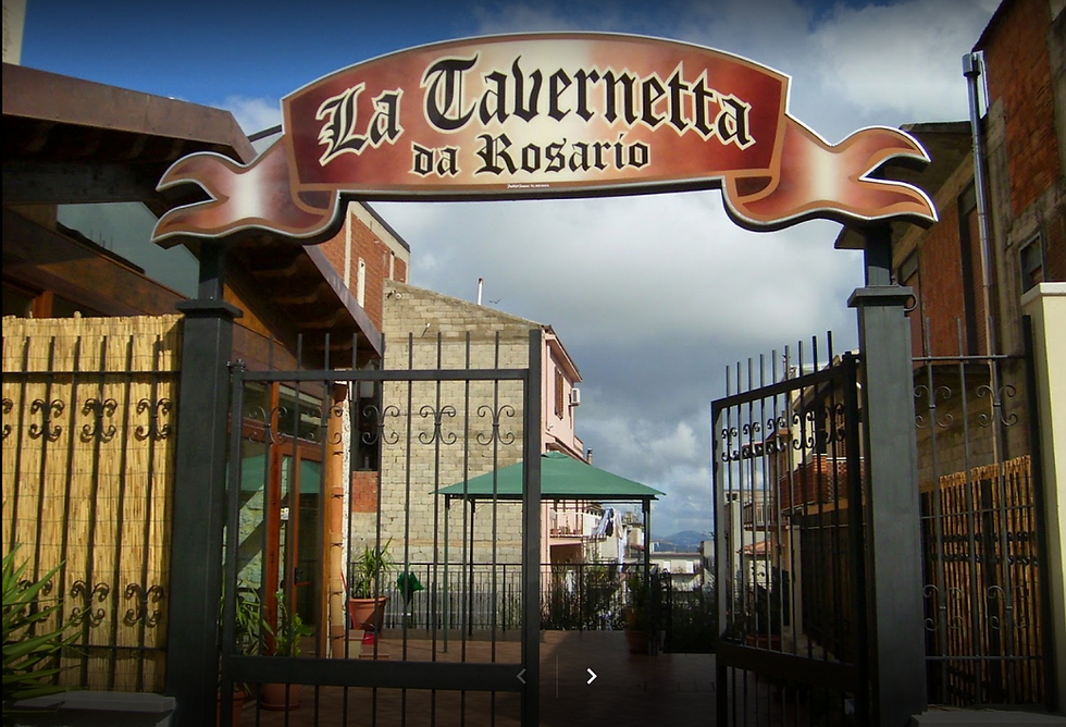 La tavernetta da Rosario