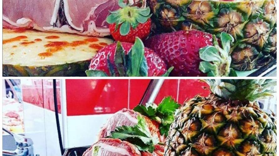 i preparati (carne) di Chiara Martorana