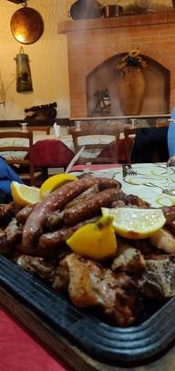 La carne alla brace ristorante la rustica Cammarata
