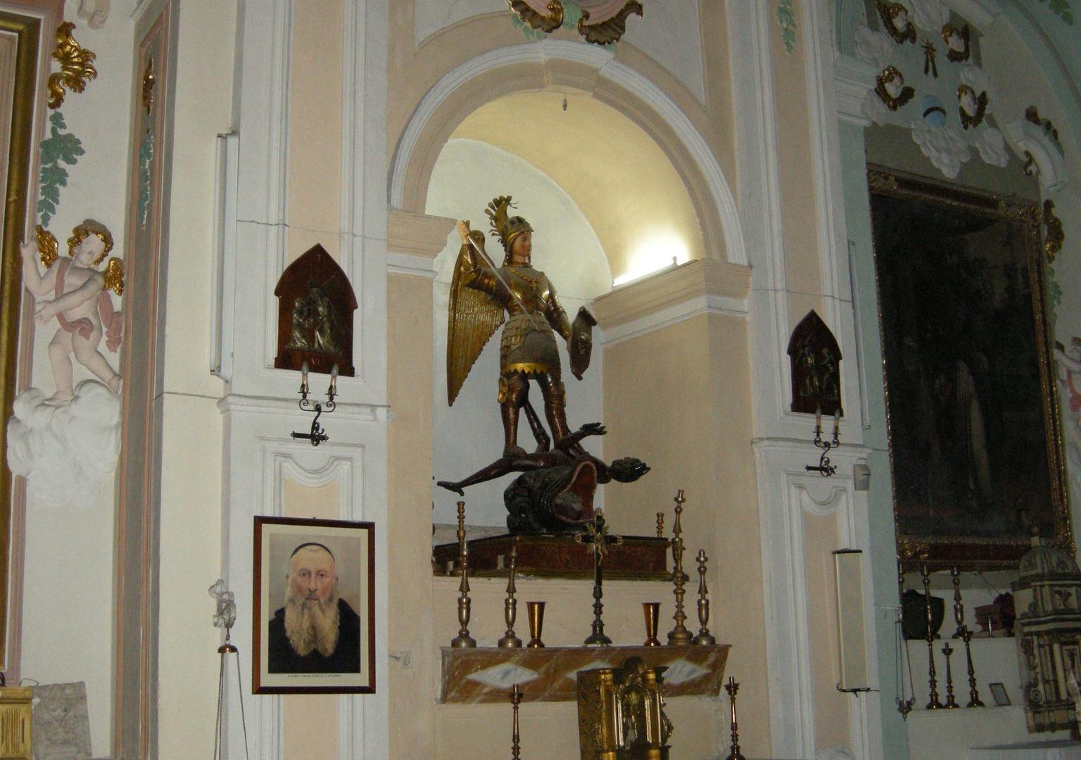chiesa san domenico cammarata interni (3