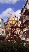 costruzione carro gesù nazareno 2