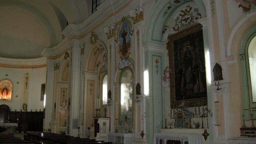 chiesa san domenico cammarata interni (2