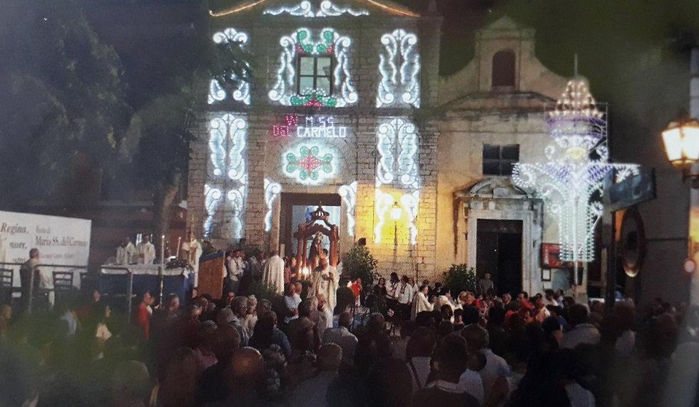 chiesa maria ss del carmelo