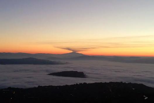 panorama mozziafiato, La casetta sulle nuvole, Cammarata, una montagna di eccellenze